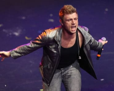 Nick Carter Dancing with the Stars