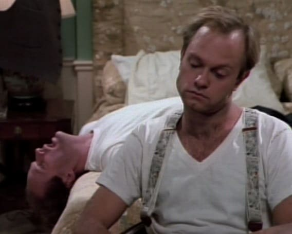 Frasier and niles write a book together