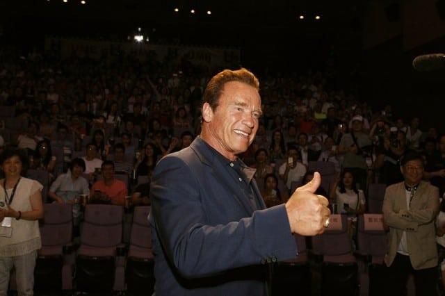 Donald Trump's 'Celebrity Apprentice' replacement: Arnold ...