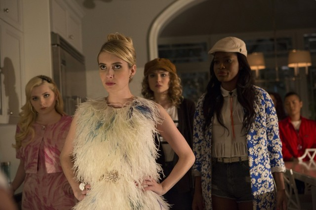 "53c0644a669b4 Scream Queens Season 1 Episodes 1 & 2 Review: ""Pilot"