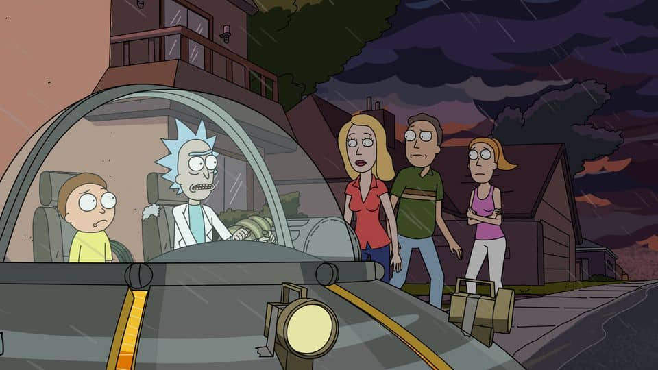 Rick and Morty: Dan Harmon and Justin Roiland Finally Reveal ...