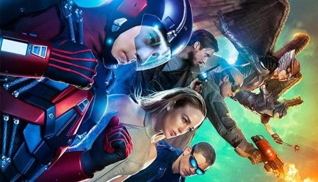 DC Comics - Legends of Tomorrow
