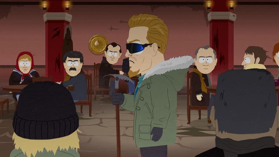 South Park Season 19 Episode 10 Review Pc Principal Final Justice