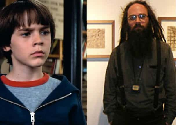 Barret Oliver Then and Now