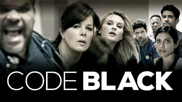 Code Black title photo