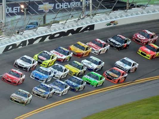 NASCAR on TV