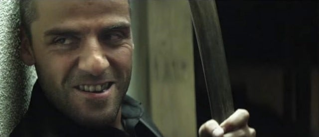 Oscar Isaac in 'Mojave'