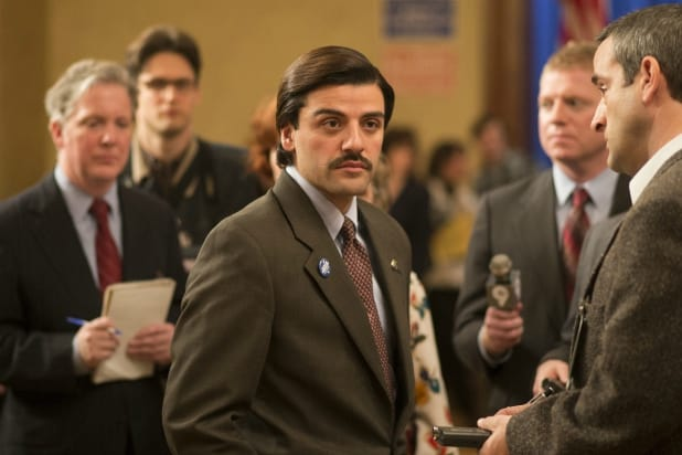 Oscar Isaac in 'Show Me a Hero'