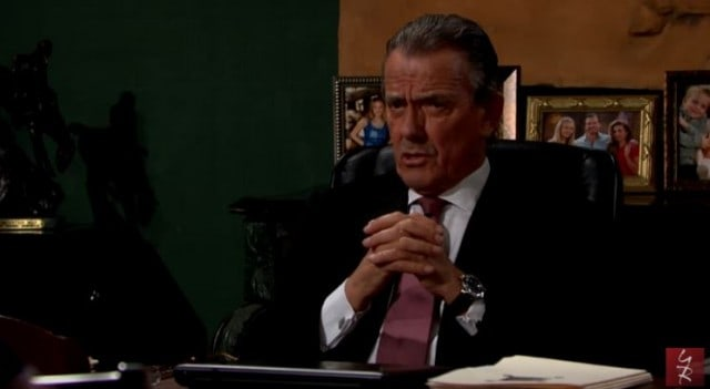 young and the restless spoiler
