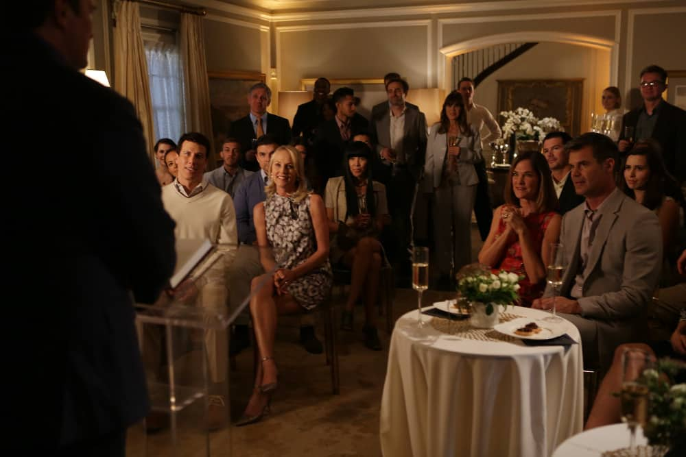 """Castle 8 x 10, """"Witness for the Prosecution"""""""