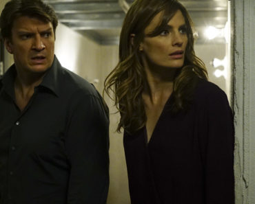 """Castle, """"The Blame Game"""""""