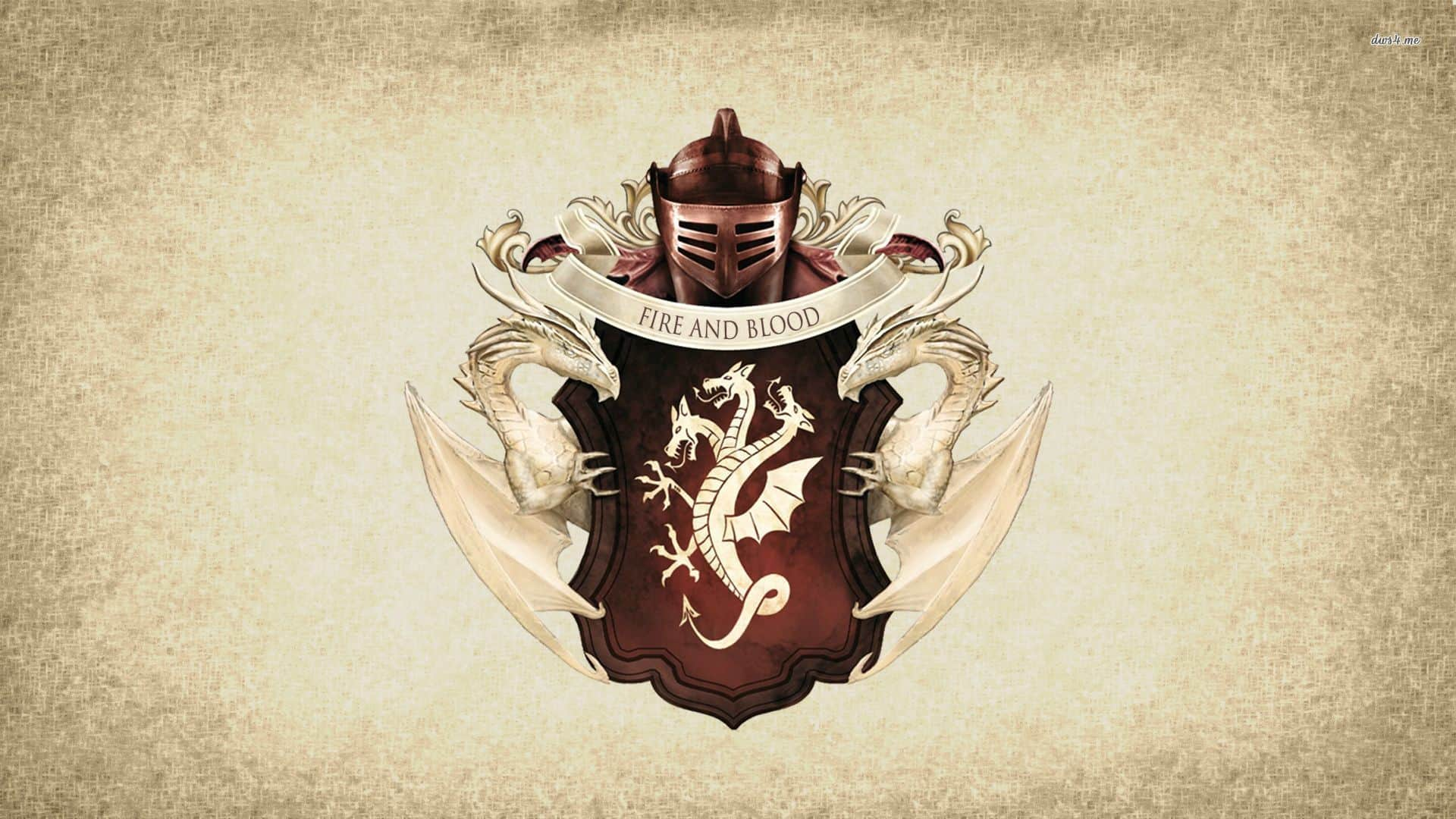 The Full Game of Thrones Family Crest Line-Up