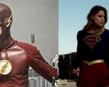 Supergirl and The Flash Crossover