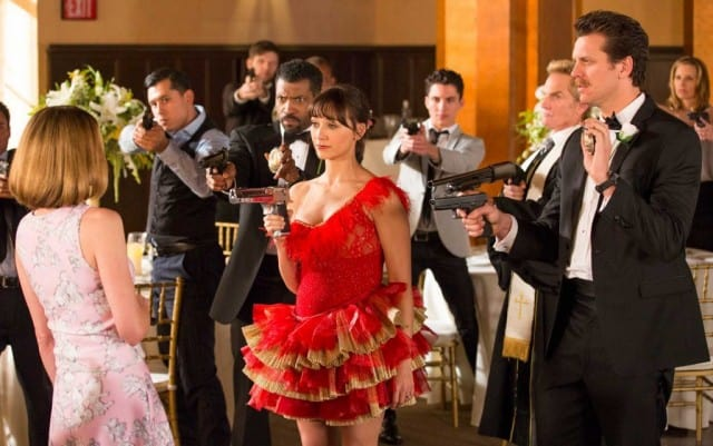 angie tribeca the wedding planner did it