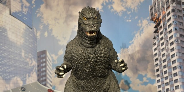 JAPAN-US-ENTERTAINMENT-CINEMA-GODZILLA