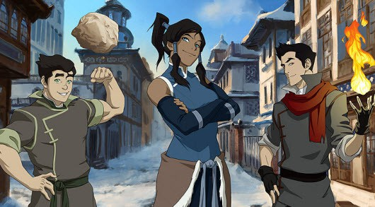 what s next for the last airbender universe after the legend of korra