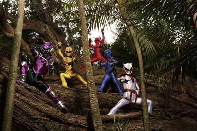 Power Rangers: Jungle Fury