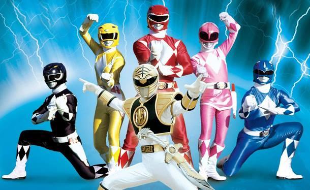 Mighty Morphin' Power Rangers Season 3