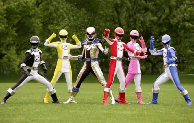 Power Rangers: Operation Overdrive