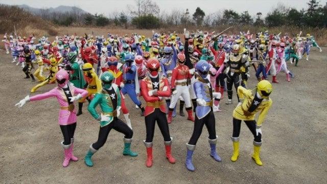 Power Rangers: Super Megaforce