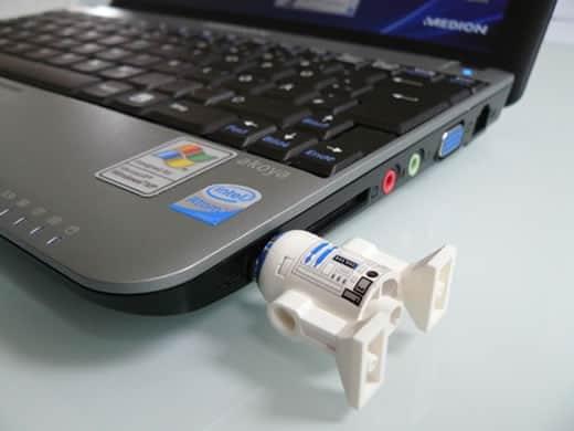 r2 USB