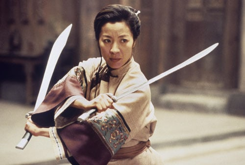 """The 2000 Best Picture nominee Ã'Crouching Tiger, Hidden DragonÃ"""" will be screened on Monday, June 23, at 7:30 p.m. at the AcademyÃ•s Samuel Goldwyn Theater as the next feature in the Academy of Motion Picture Arts and SciencesÃ• Ã'Great To Be NominatedÃ"""" series. Ang LeeÃ•s thrilling action-adventure film pays homage to the martial arts fantasies of his youth with a story involving two master warriors, the Green Destiny sword, and a young aristocrat with enviable fighting prowess. Following the screening, visual effects supervisor Rob Hodgson will participate in a discussion about the film. Pictured: Michelle Yeoh in a scene from CROUCHING TIGER, HIDDEN DRAGON, 2000."""