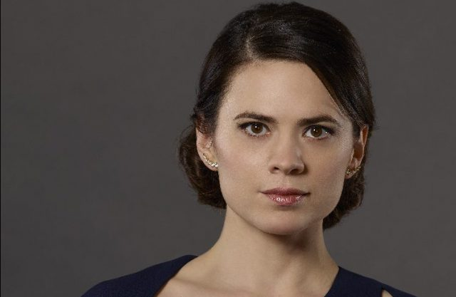 CONVICTION - Hayley Atwell as Hayes Morrison. (ABC/Bob D'Amico)