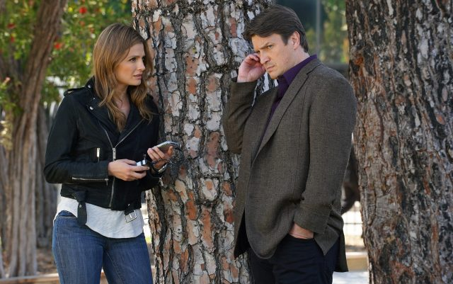 The Castle series finale - Beckett and Castle