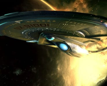 Star Trek: Beyond - The Enterprise