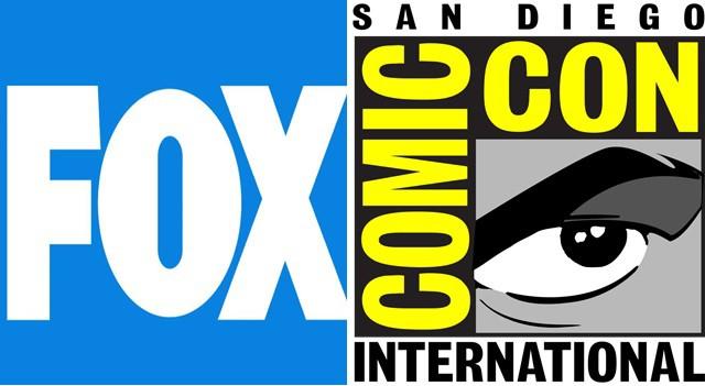 FOX TV SDCC
