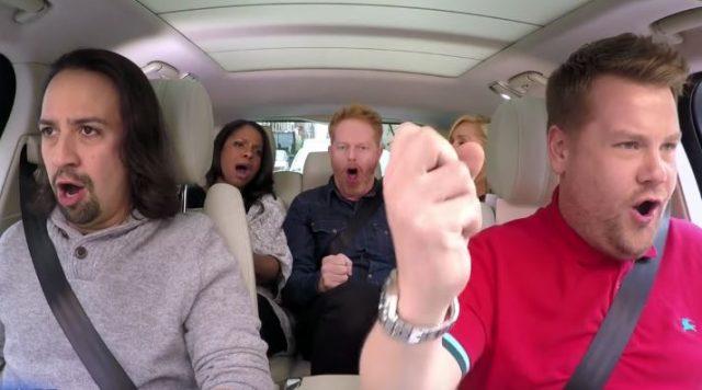 Broadway Carpool Karaoke