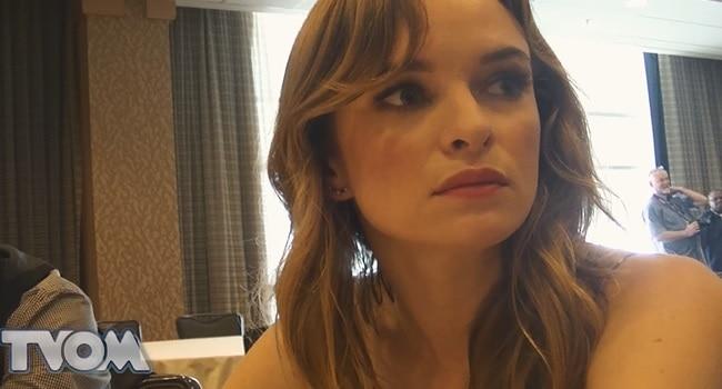 The Flash TVO Danielle Panabaker