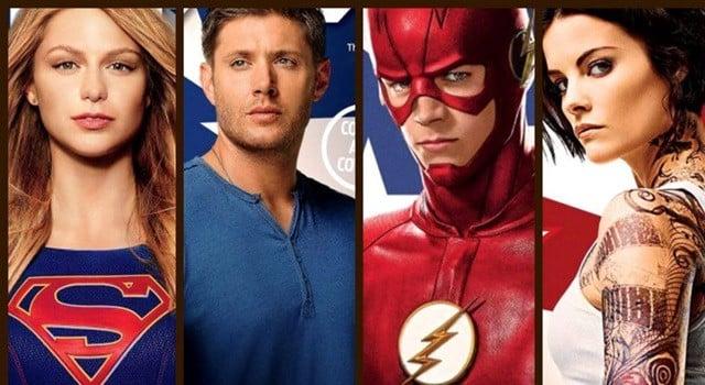 Warner Bros SDCC The Flash Supergirl
