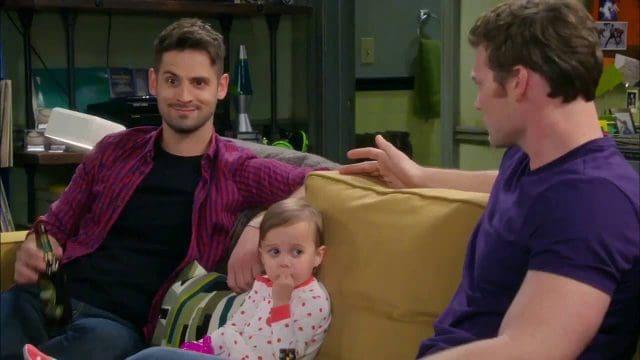 är ben och Riley dating i Baby Daddy