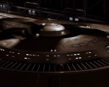 USS Discovery in 'Star Trek: Discovery'