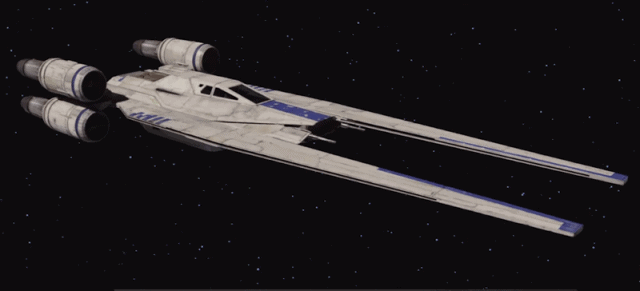 U-Wing, 'Rogue One: A Star Wars Story'