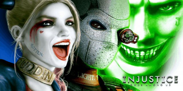 'Suicide Squad' in 'Injustice: Gods Among Us'