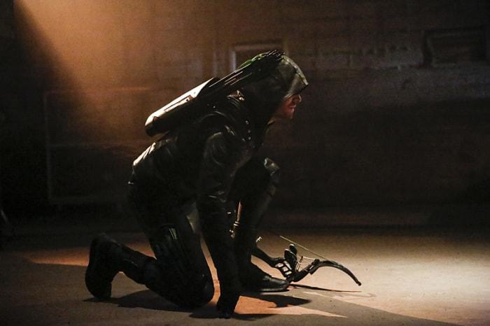 Arrow Season 5 Premiere