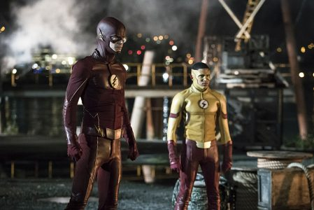 "The Flash Season 3 Episode 1 Review: ""Flashpoint"""