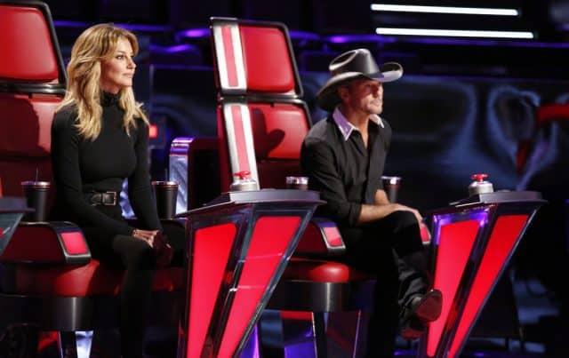 night two of The Voice season 11 knockouts