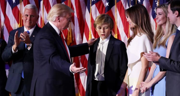 Barron Trump: 10 Things You didn't Know