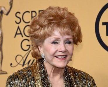Debbie Reynolds 2015