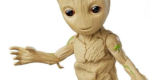 Dancing Baby Groot Toy From Guardians Of The Galaxy Volume