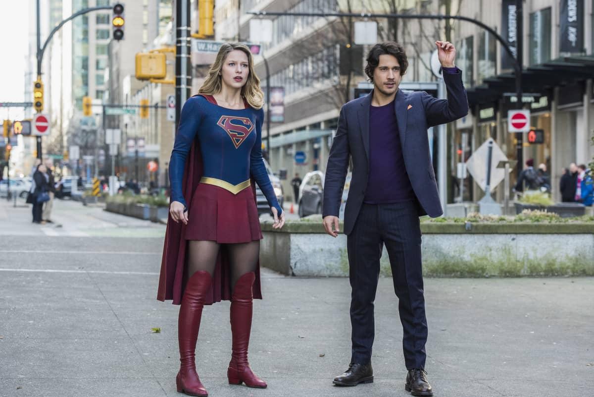 "Supergirl Season 2 Episode 13: ""Mr. & Mrs. Mxyzptlk"