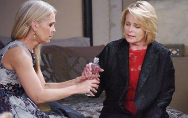 Our Lives Are In Danger Mother With >> Days Of Our Lives Spoilers Some Role Playing Puts Anne In Danger