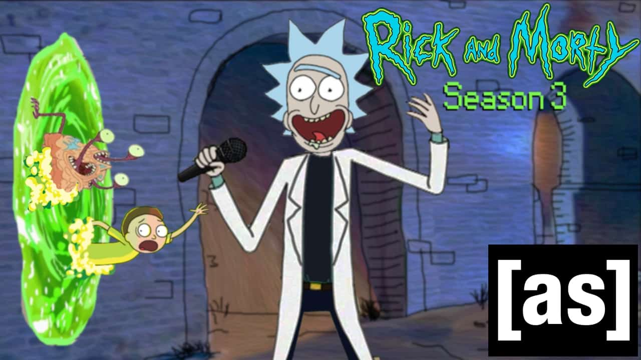rick and morty season 3 deutsch