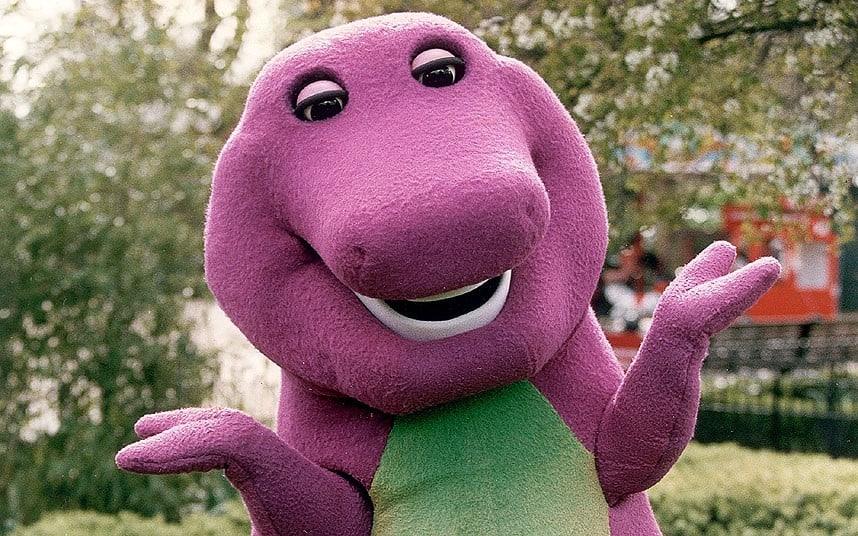 How The Word Jihad Ties Into The Kids Show Barney