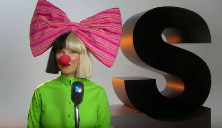 Sia Sings A Song On Sesame Street Without A Mask On