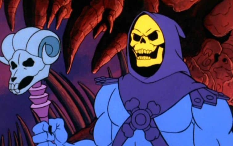 Skeletor's Insults are the The Best in the History of Cartoons