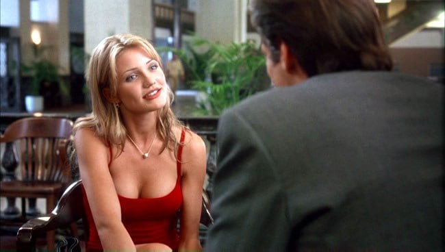 "Remembering Cameron Diaz as Tina Carlyle in ""The Mask""Cameron Diaz Movies"
